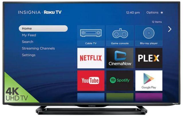Roku TV – альтернативная система управления smart-телевизором