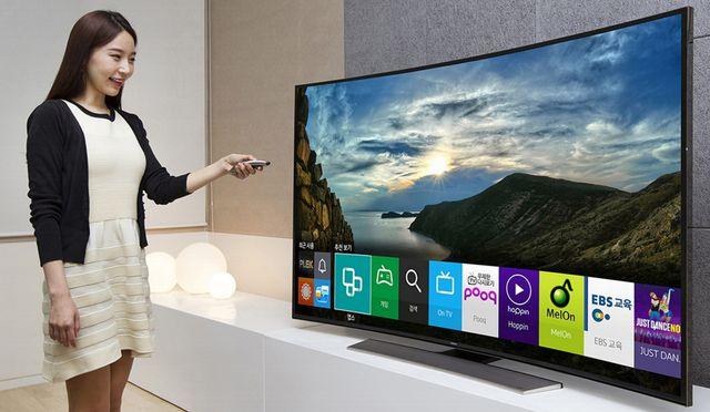 Tizen – система управления на телевизора Samsung