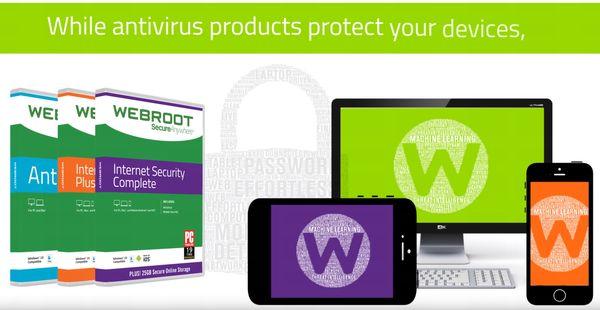 Webroot SecureAnywhere AntiVirus – действительно легкий антивирус