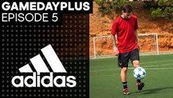 Цикл видео Gamedayplus от бренда Adidas
