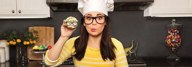 Розанна Пансино нашла свою нишу в сочетании игр и кулинарии