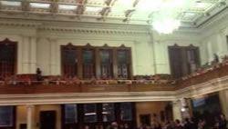 The Texas Tribune организовала прямую трансляцию выступления сенатора