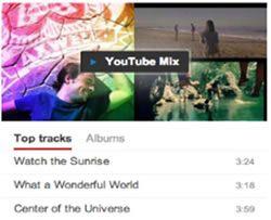 Автоматически созданный YouTube канал с музыкой