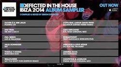 Defected Records рекламирует свою музыку