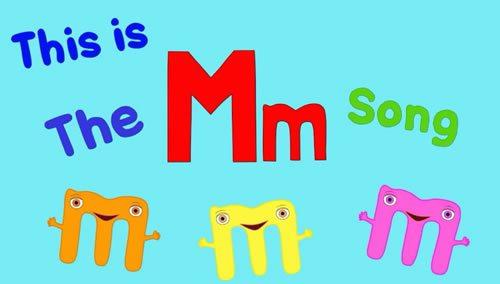 YouTube видео для детей об одной букве