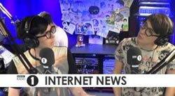 Канал BBC Radio 1 привлек известных ютуберов